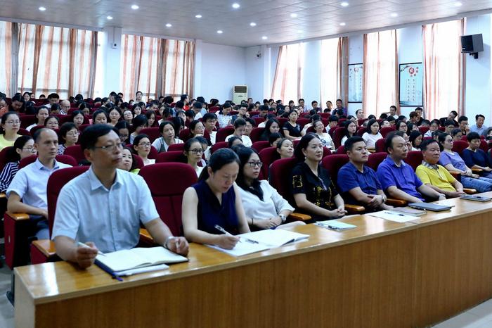 廣東博文學校舉行全